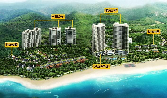 金海湾凤池岛酒店欢迎您