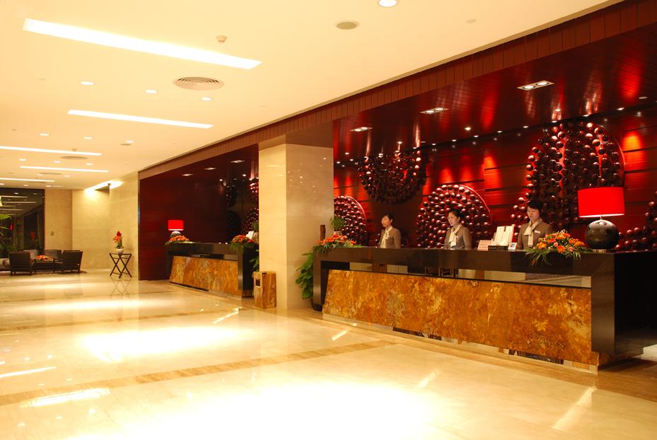 维也纳国际酒店(广州长隆公园店)酒店大堂