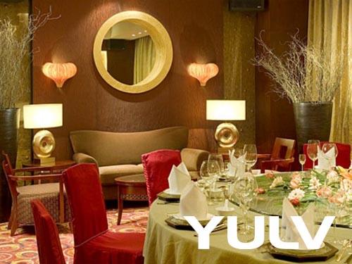 创意中餐厅贵宾房图片