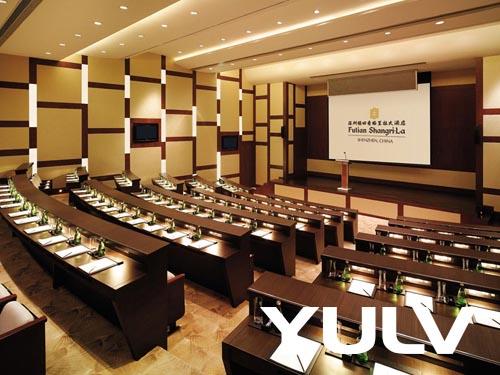 深圳福田香格里拉大酒店酒店多媒体会议厅