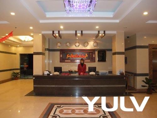 下川岛桂园酒店酒店附楼--海波楼大堂