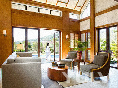 惠州洲際度假酒店單臥室別墅