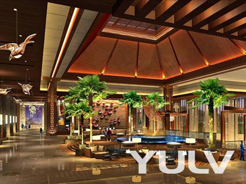 惠州金海湾嘉华度假酒店酒店大堂高清图片