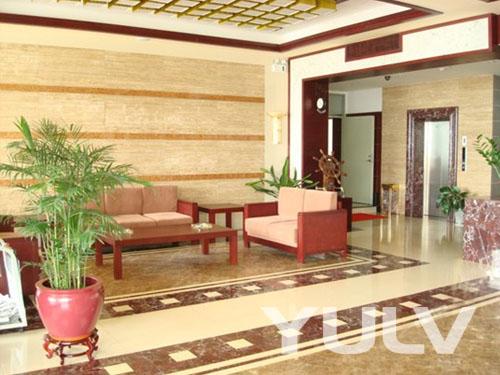 南澳巴厘岛海景酒店酒店大堂休息区