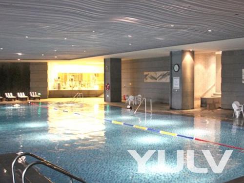 酒店酒店室内游泳池