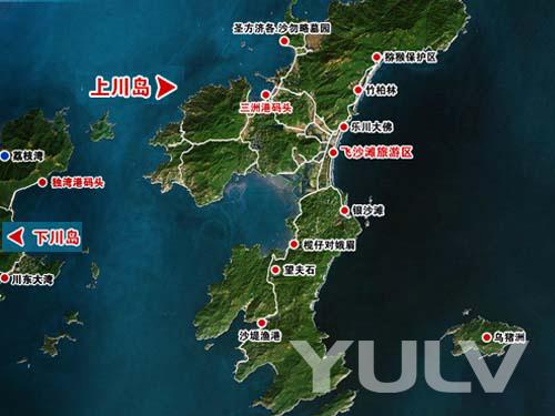 台山地图全图高清