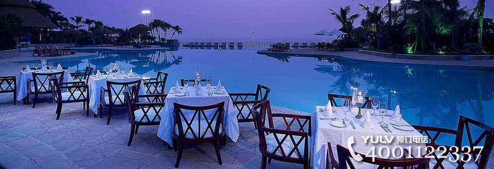碧桂园十里银滩酒店是碧桂园凤凰国际旗下的首家滨海酒店,坐拥亚婆角