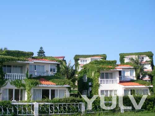大亚湾三角洲海岛度假村a型别墅
