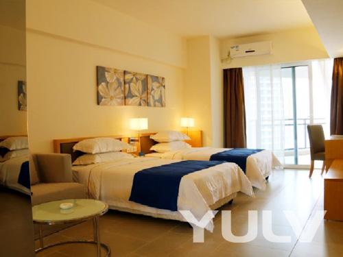 惠州巽寮湾海公园爱度度假酒店h栋