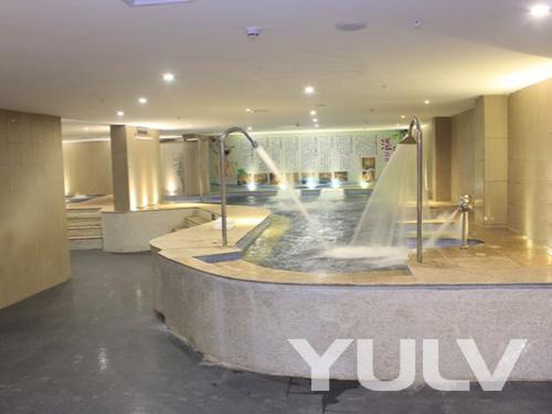 清远聚龙湾利鑫国际酒店室内水疗泡池