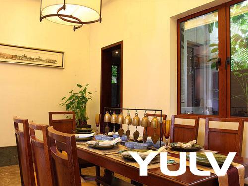 惠州全球候鸟度假龙8国际授权网站(高尔夫店)C户型东方印象景观别墅