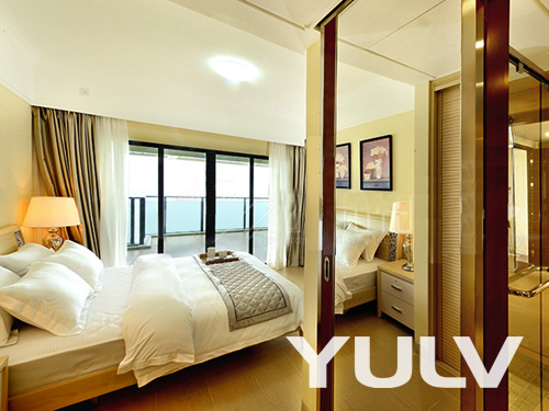 一呆公寓阳江海陵岛保利银滩欢迎您
