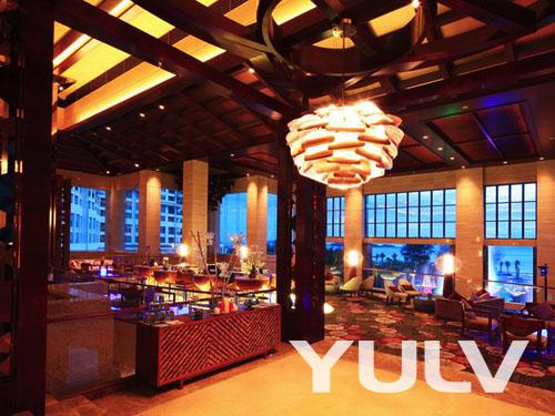 惠州金海湾嘉华度假酒店晴海吧高清图片