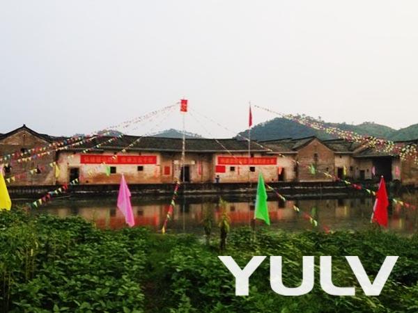 梅州兴宁鸿源生态温泉度假酒店酒店周边风景围龙居