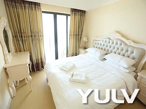 私享家度假公寓阳江海陵岛保利银滩缤纷海景家庭套房
