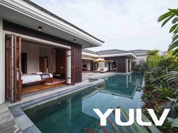 惠州候鸟水榕庄度假酒店b户巴厘岛风情别墅外观