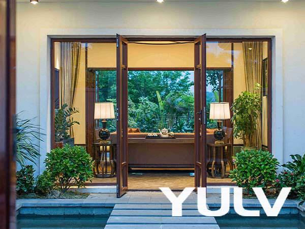 惠州候鸟水榕庄度假酒店c户东方印象景观别墅庭院