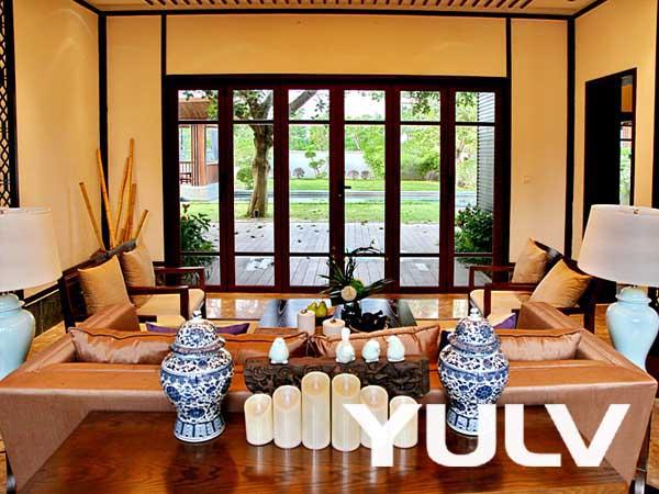 户东方印象景观别墅客厅
