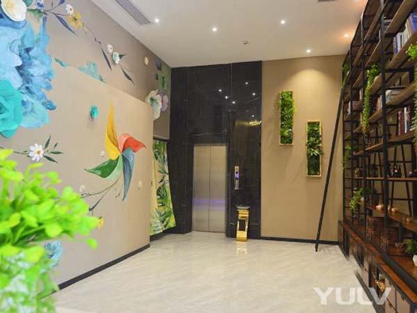 风车假日龙8国际授权网站(阳江旅游大道店)公共区域